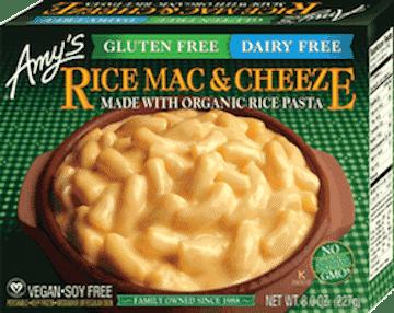 Amy's Rice Mac & Cheese