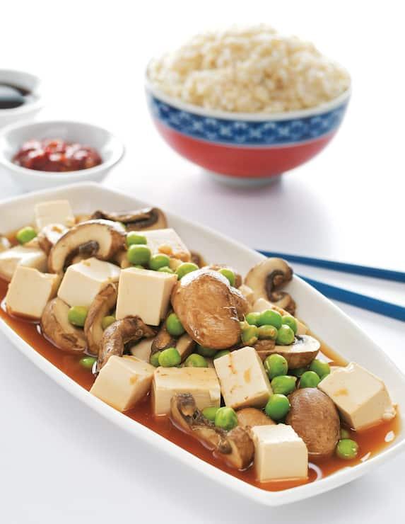 Easy Mapo Tofu