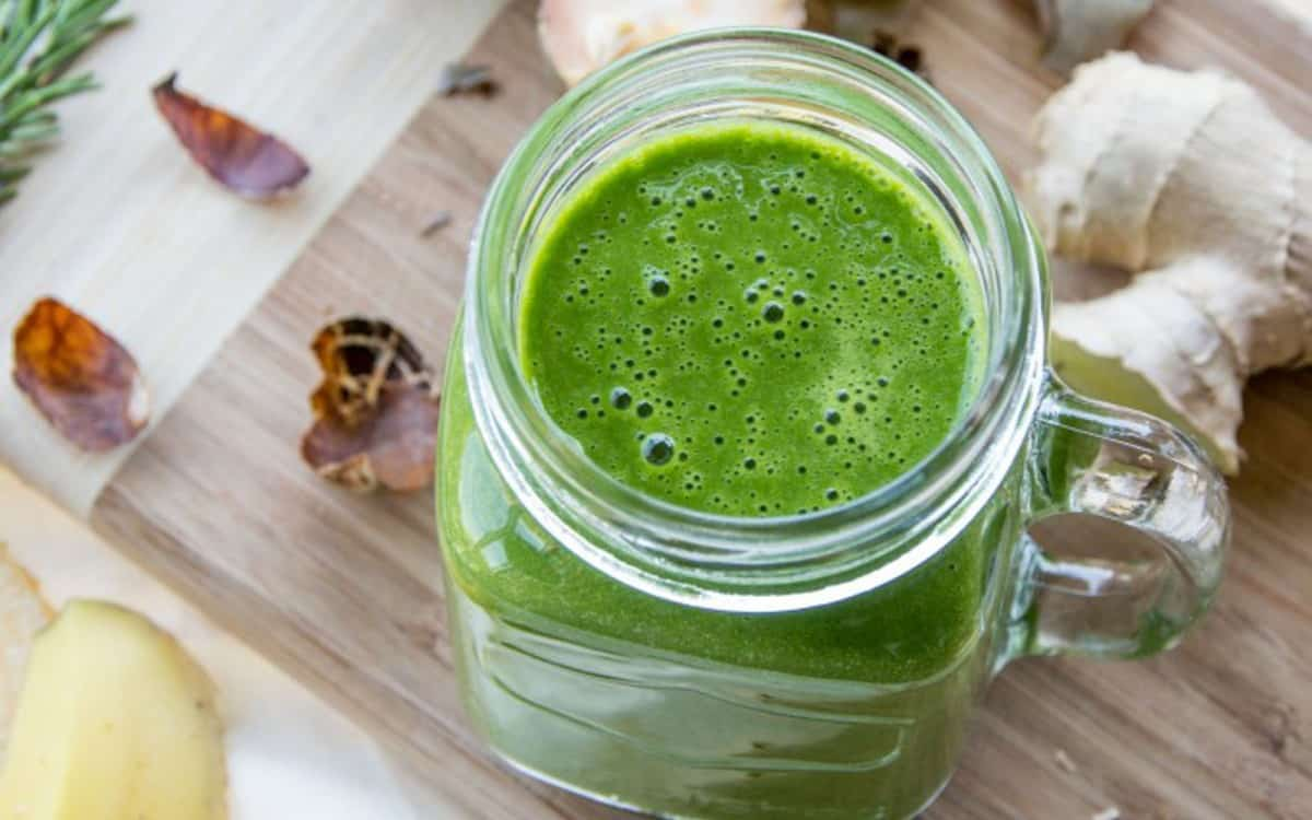 avocado seed smoothie
