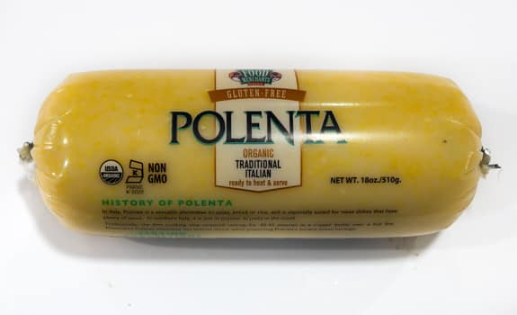 polenta tube