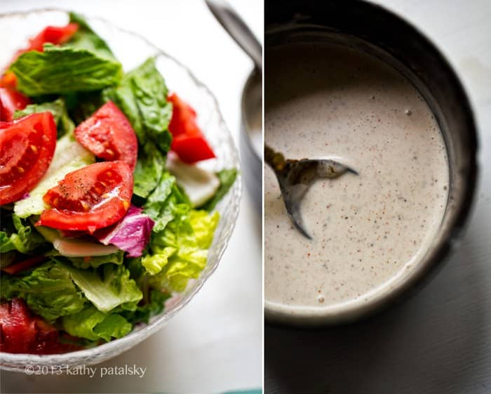 vegan creamy ranch dressing