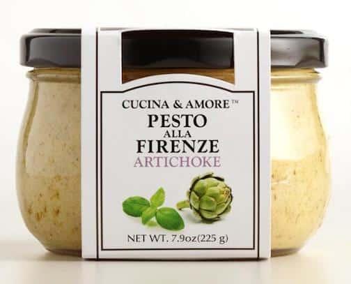 Cucina & Amore Artichoke Pesto