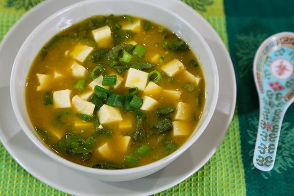 Vegan Miso Soup recipe