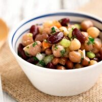 Basic Bean Salad