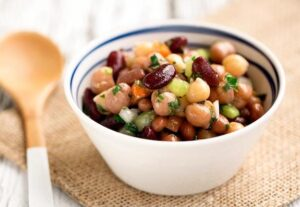 Blueprint for a Healthy Bean Salad
