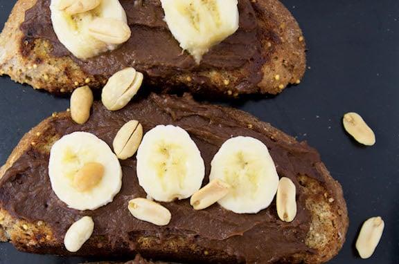 Nutella Alternative Breakfast Spread