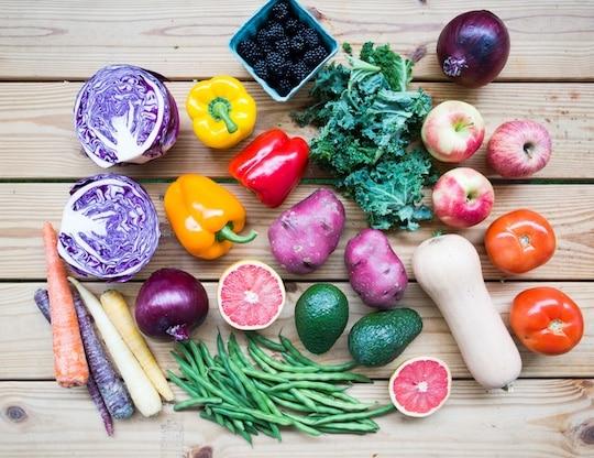 Organic share Hungry Harvest