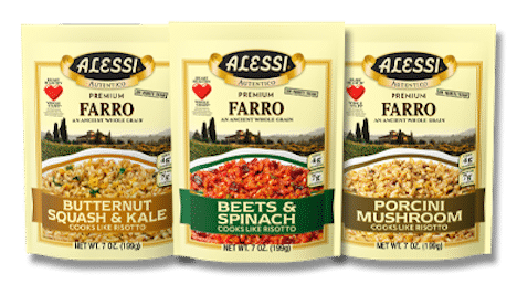 Alessi Farro mixes