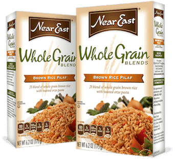 Near East whole grain blends