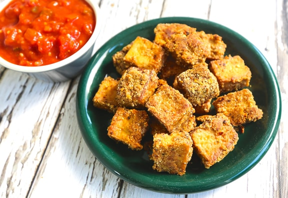 Vegan chicken nuggets recipe