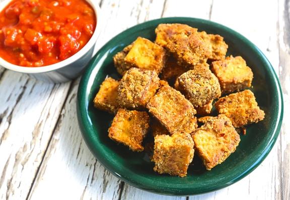 Vegan chicken nuggets recipe