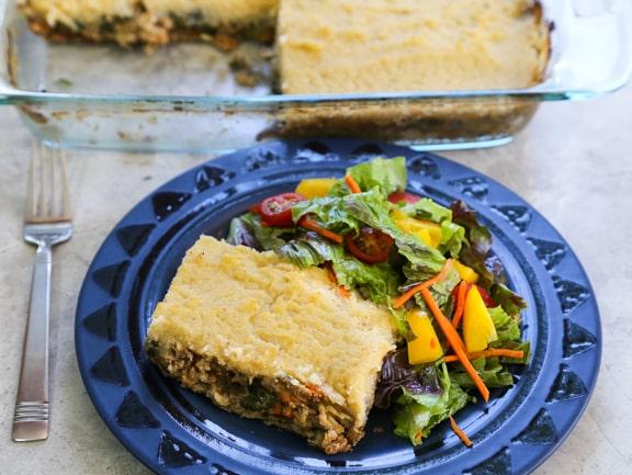 Shortcut Vegan Shepherd's Pie
