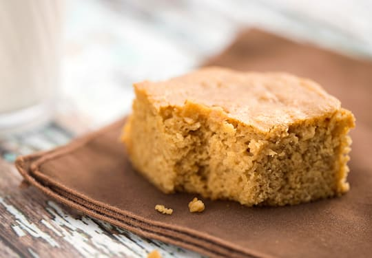 Vegan Butterscotch Blondies recipe