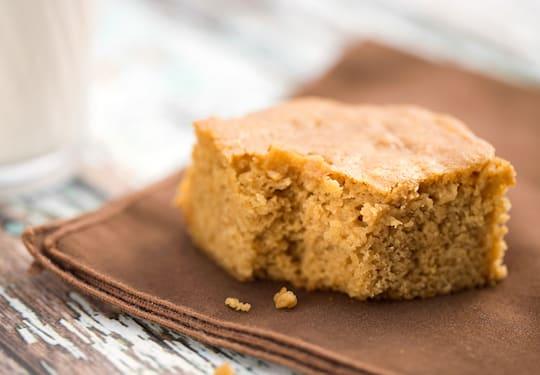Vegan Butterscotch Blondies recipe