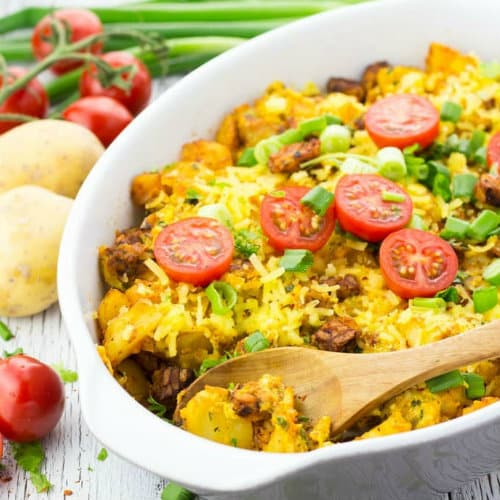 vegan breakfast casseroles