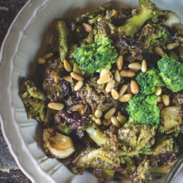 Broccoli Strascinati recipe