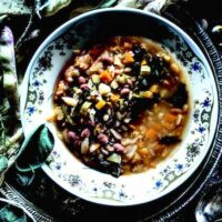 fall tuscan minestrone