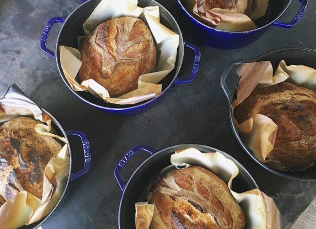Sourdough breads cropped