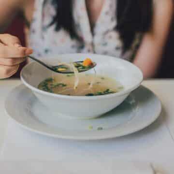 is miso soup vegan