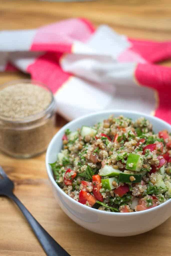 The Best Quinoa Salad
