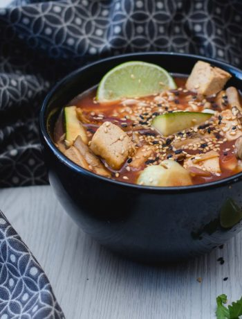 Vegan Ramen Miso Soup