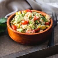 Any-Season Italian-Style Quinoa Salad