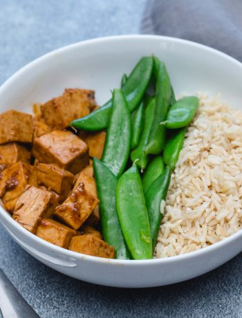 Perfect Marinated Tofu