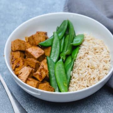 Perfect Marinated Tofu
