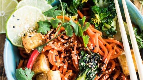 Carrot Noodle Stir Fry 680 3