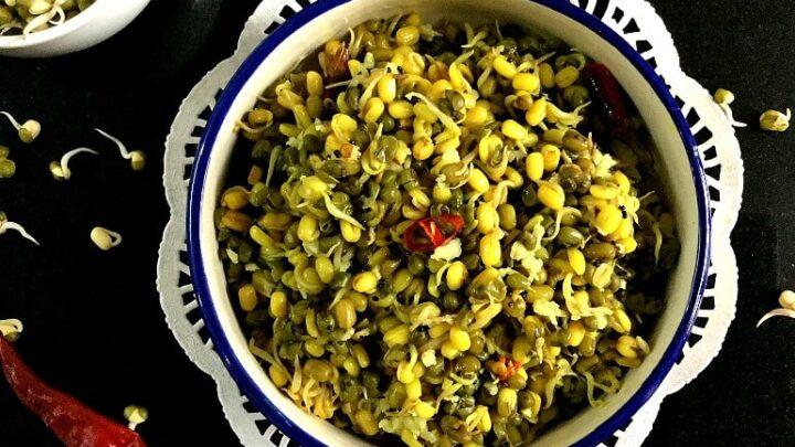 bean sprouts upkari 1