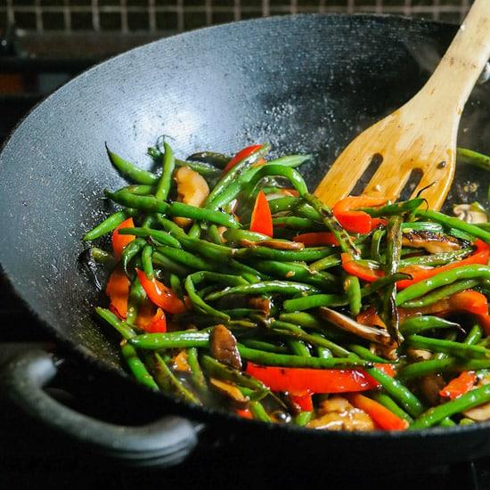 stir fried green beans 4 of 1