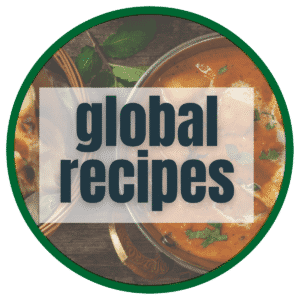 vegan global recipes