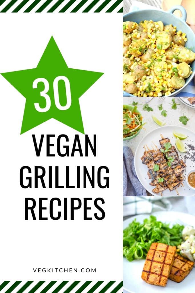 roundup - vegan grilling