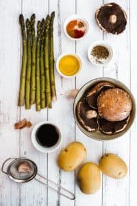 portobello mushroom steak