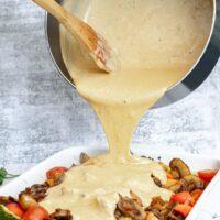 vegan cheese sauce no nuts