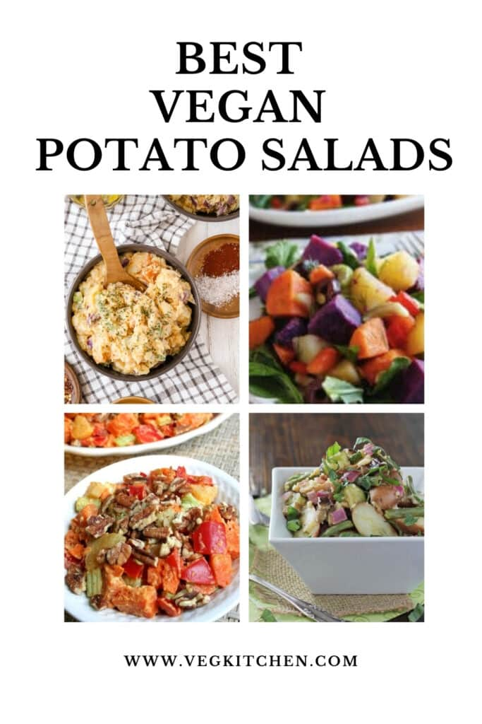 vegan friendly potato salad recipes