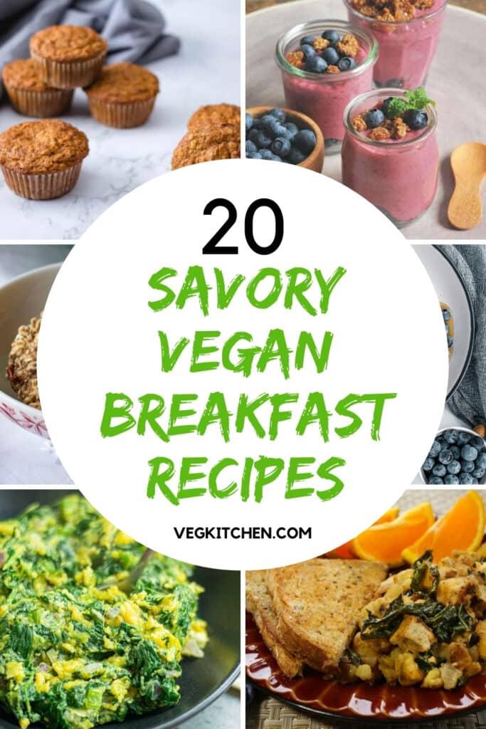 vegan friendly breakfast recipes