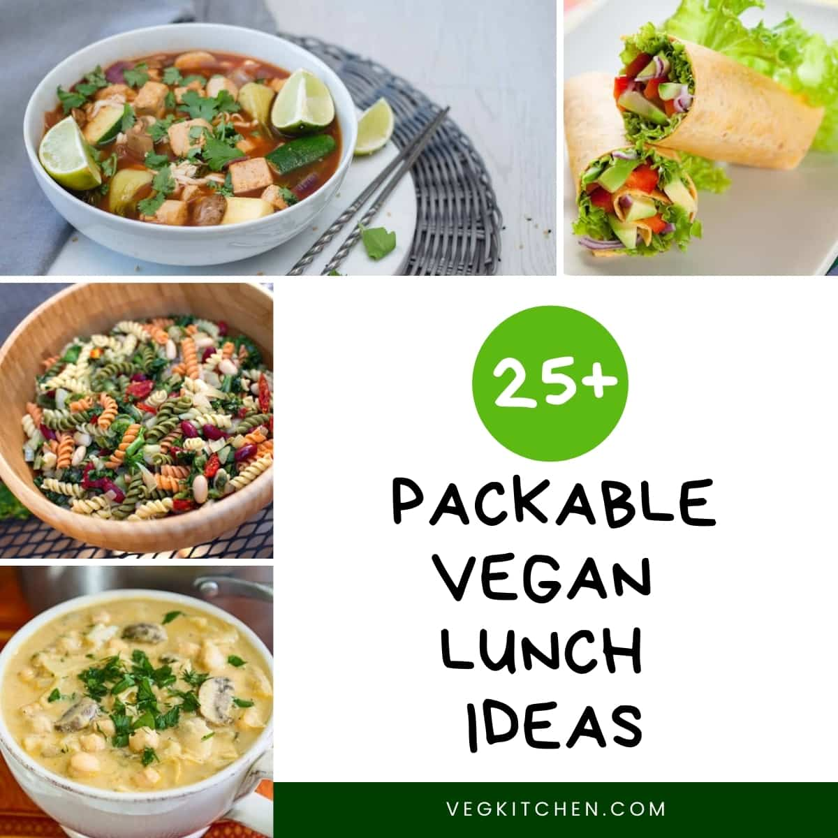 lunch ideas that could be packed in a lunchbox