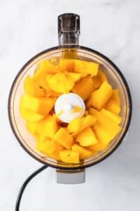 vegan mango ice cream